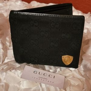 Gucci Wallet Mens